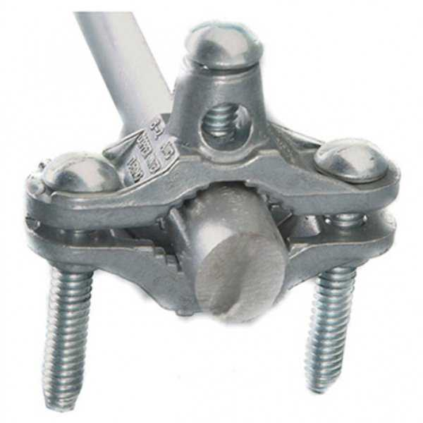 Dare 2303 Die-Cast Zinc Ground Clamp, Fits 1/2' - 1' Diameter
